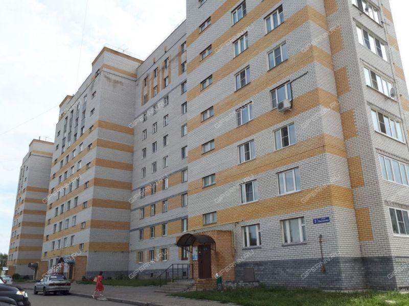 двухкомнатная квартира на Весенней улице дом 3 город Заволжье