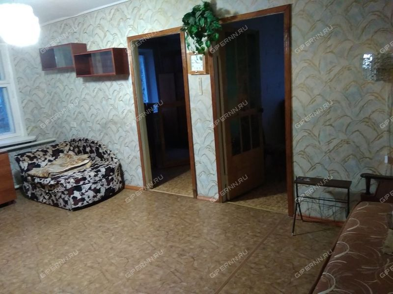 трёхкомнатная квартира на Мина дом 4 рабочий посёлок Воротынец