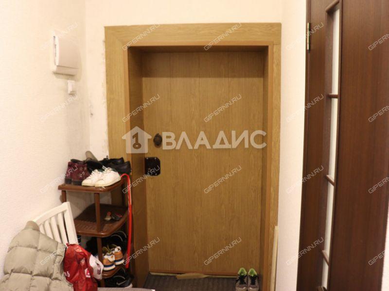 однокомнатная квартира на улице Ракетная дом 17