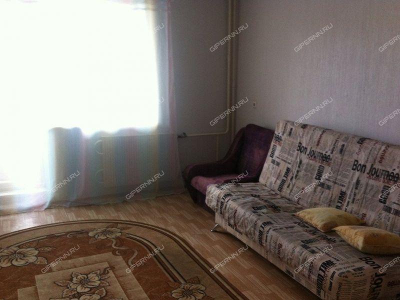 однокомнатная квартира на проспекте Ленина дом 56