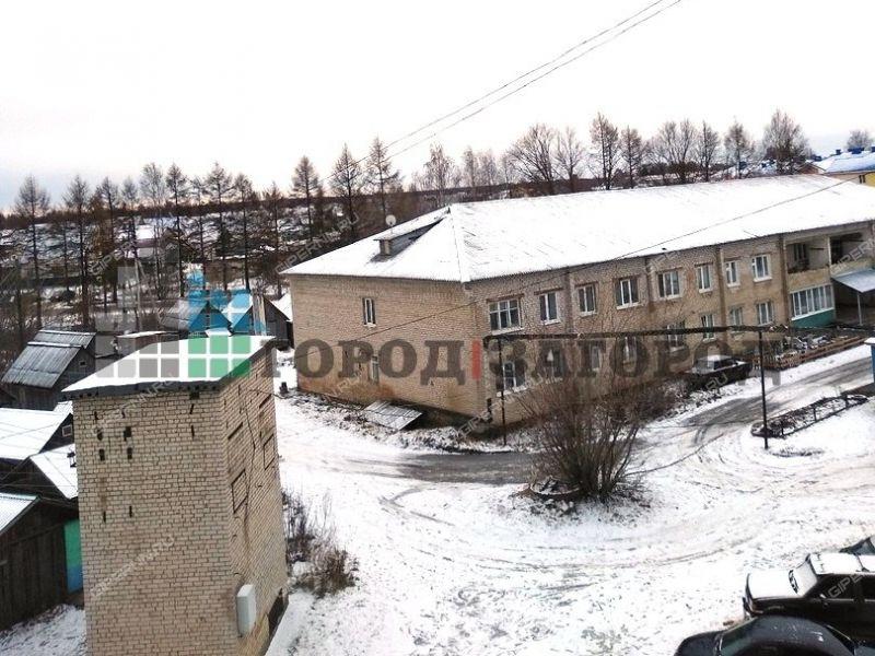 двухкомнатная квартира на улице Строителей дом 4 рабочий посёлок Сокольское