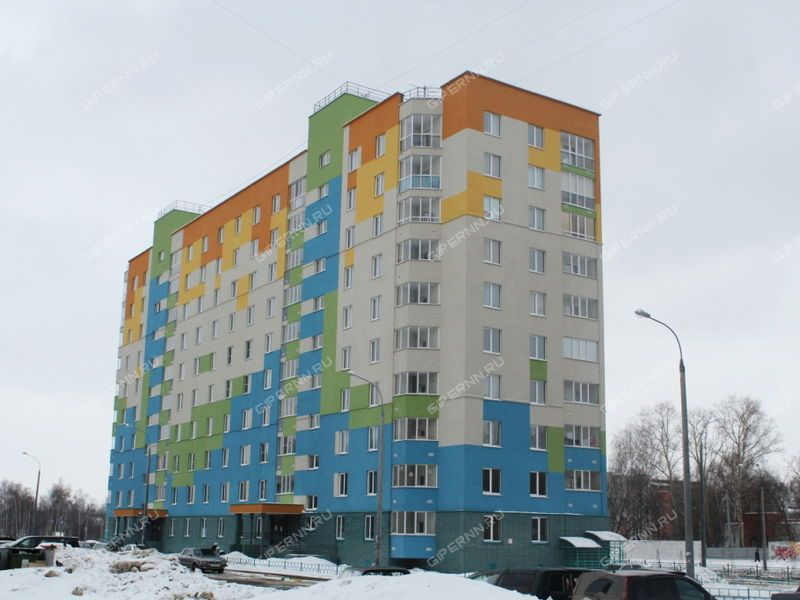 однокомнатная квартира на улице Янки Купалы дом 22