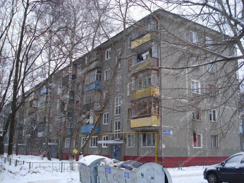 двухкомнатная квартира в Моторном переулке дом 2 к2
