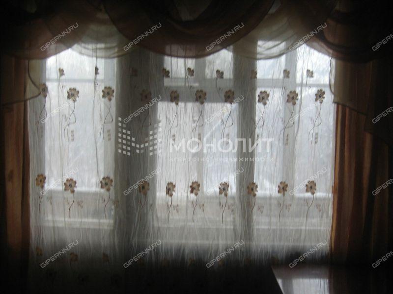 однокомнатная квартира на проспекте Ленина дом 57 к1