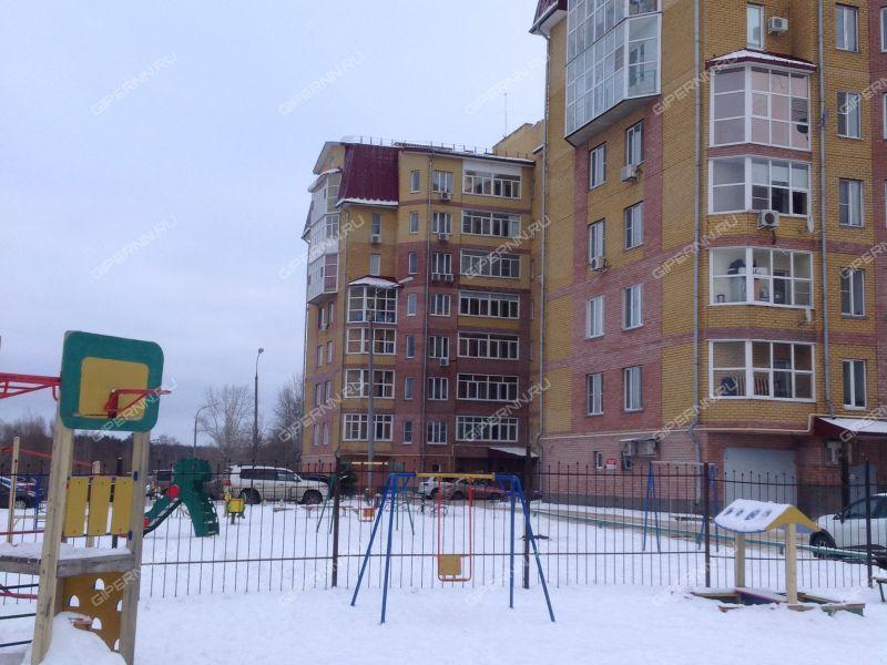 двухкомнатная квартира на улице Кстовская дом 5 город Кстово