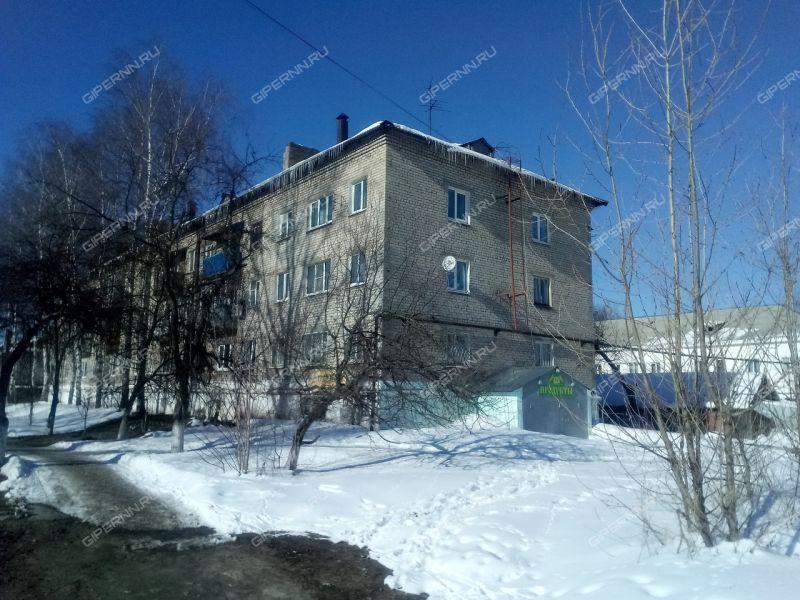 однокомнатная квартира на проспекте Дзержинского дом 1В город Балахна