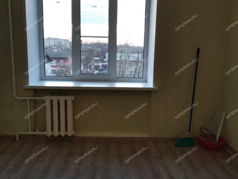 комната в доме 30 на Ясной улице