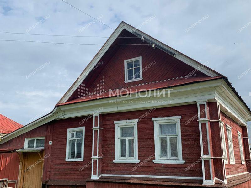 дом на улице Ворожейкина город Городец