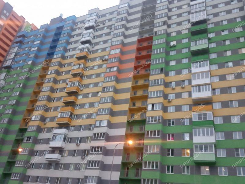 однокомнатная квартира на улице Красная Поляна дом 2 деревня Афонино