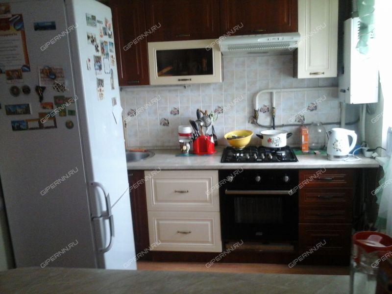 двухкомнатная квартира на улице Школьная дом 20 посёлок Ждановский