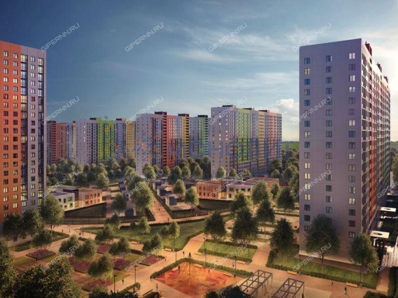 двухкомнатная квартира на Русской улице улице деревня Анкудиновка