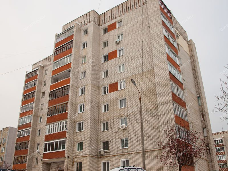 однокомнатная квартира в микрорайоне 11-й дом 49 город Арзамас