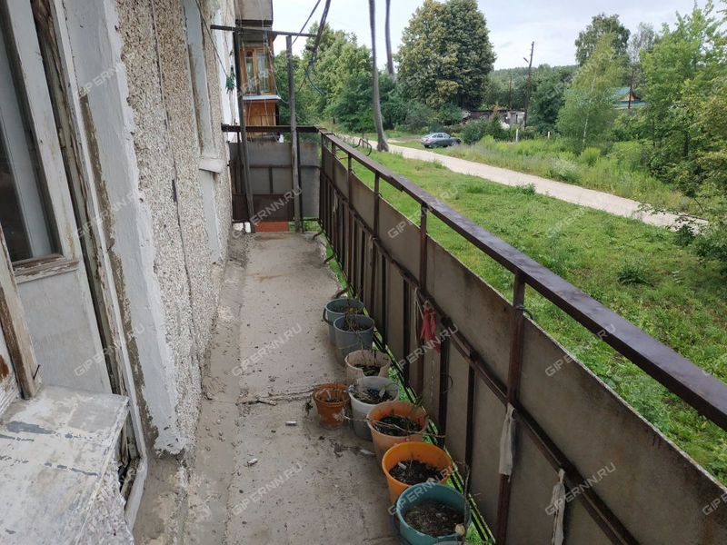 однокомнатная квартира на улице Почтовая дом 93 село Зиняки