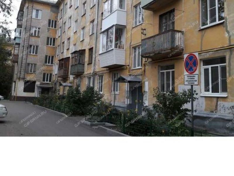 двухкомнатная квартира на улице Космонавта Комарова дом 15