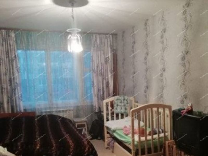 двухкомнатная квартира на улице Ломоносова город Горбатов