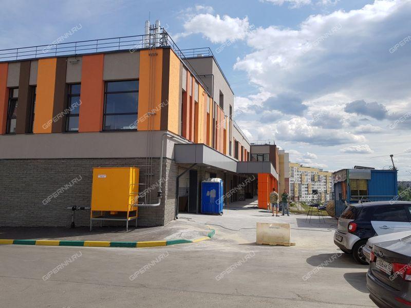 парковочное место на улице Родионова