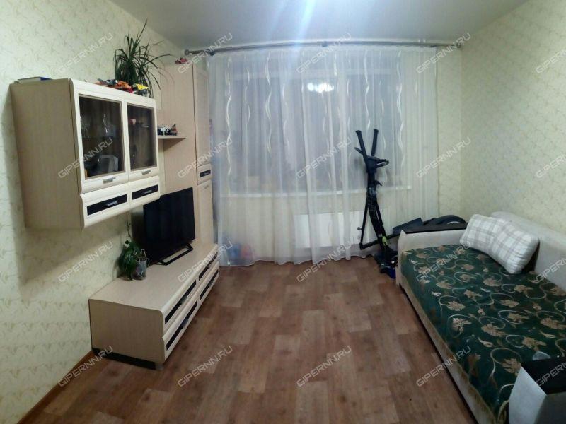 двухкомнатная квартира на проспекте Союзный дом 2