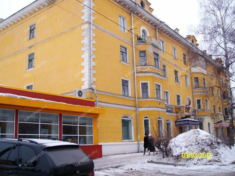 улица Чаадаева, 22 фото