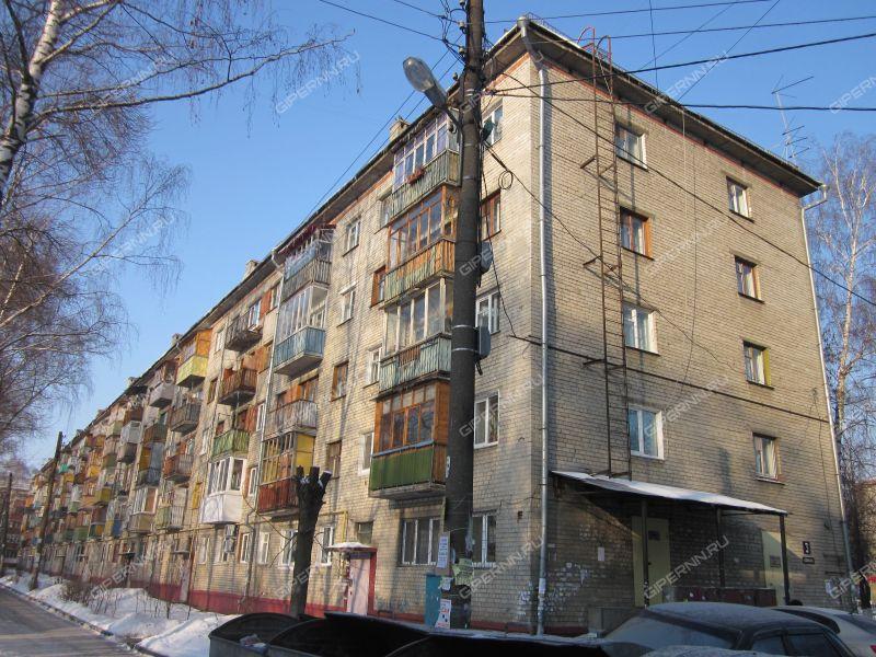 однокомнатная квартира на улице Лескова дом 3