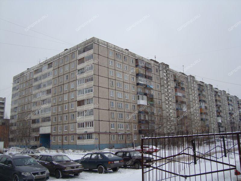 улица Пермякова, 46 фото