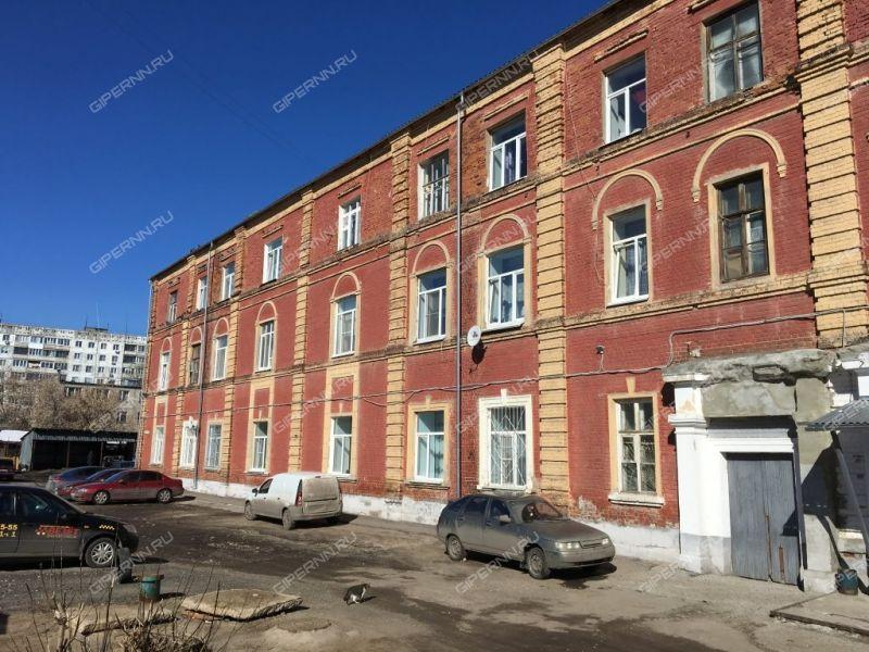 двухкомнатная квартира на улице Делегатская дом 101