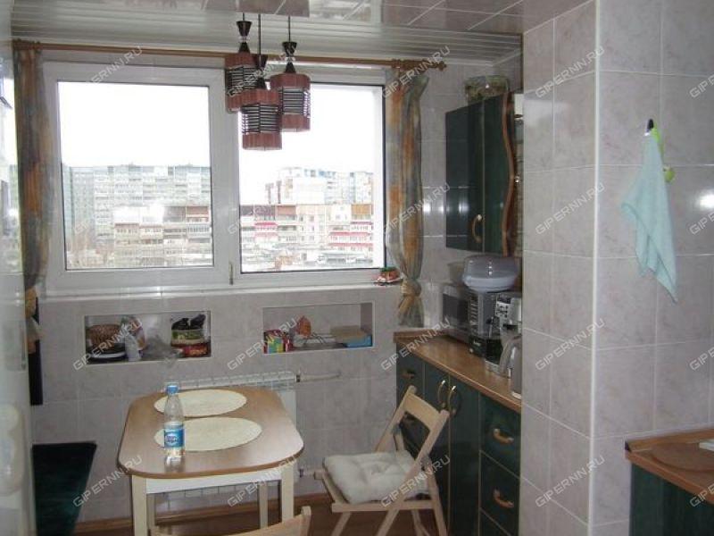 трёхкомнатная квартира на улице Пролетарская дом 5