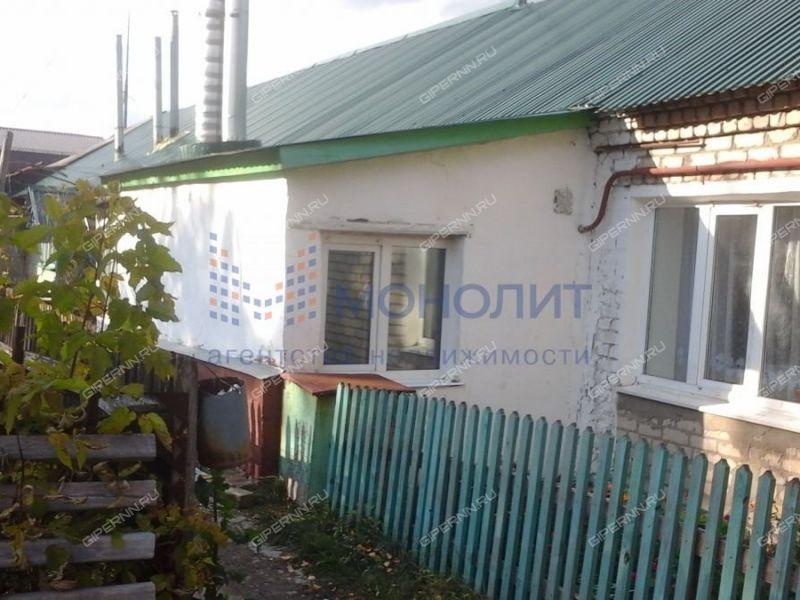 двухкомнатная квартира на улице Пушкина дом 57б город Лукоянов