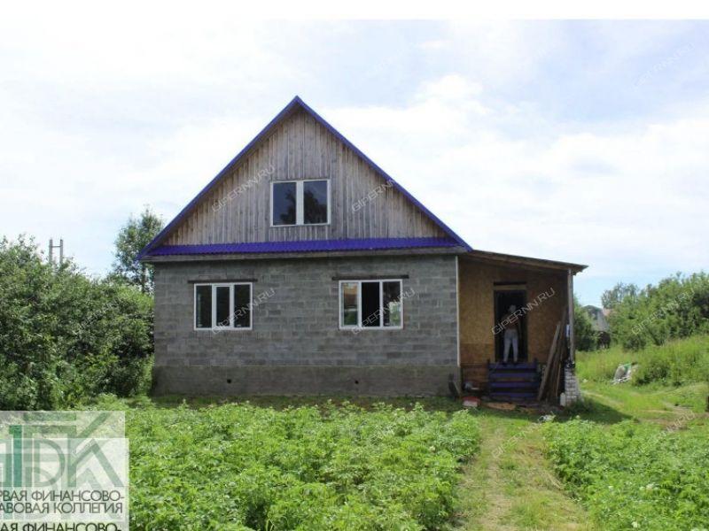дом на Садовой улице деревня Берёзовка