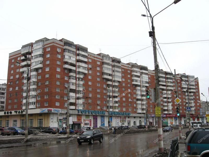двухкомнатная квартира на улице Плотникова дом 4