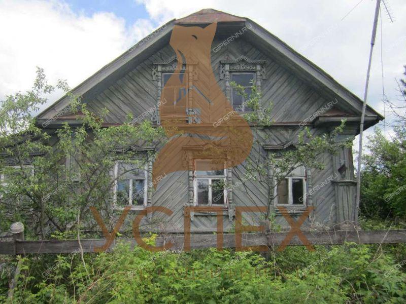 дом на Первомайской улице село Линда