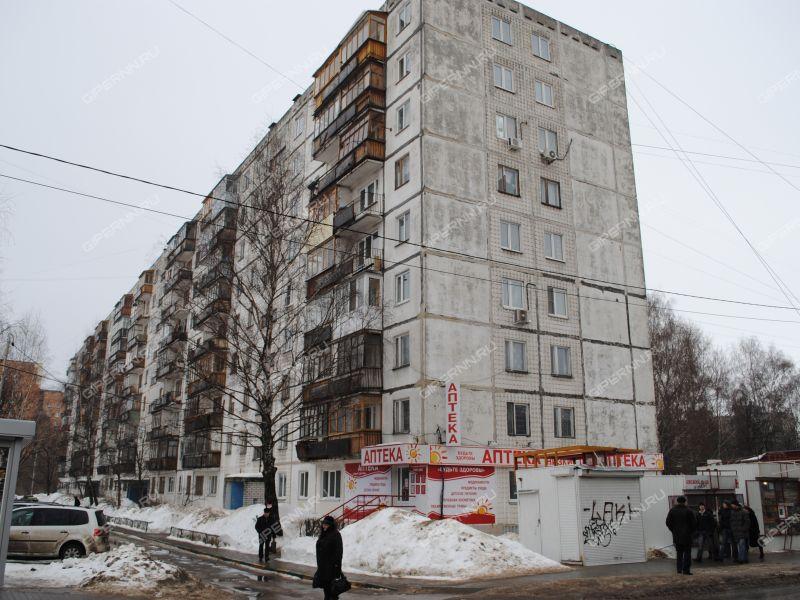 трёхкомнатная квартира на проспекте Гагарина дом 210
