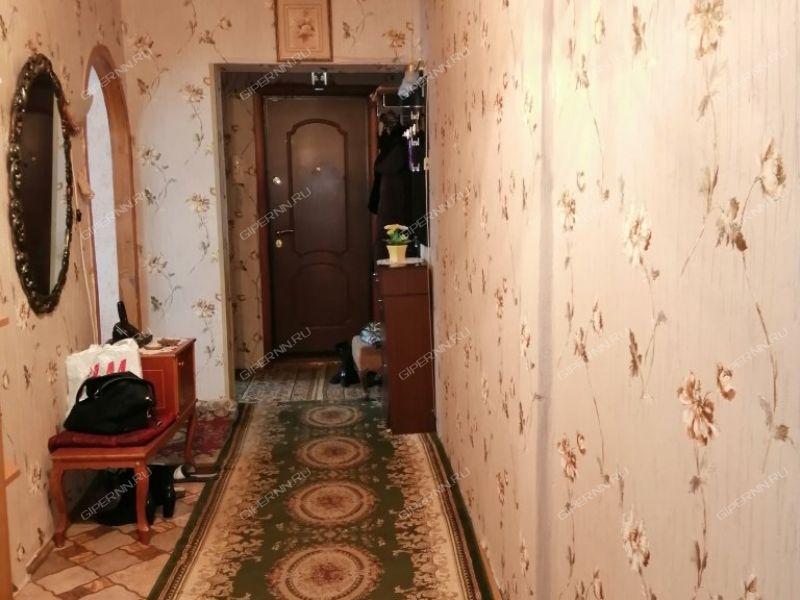 четырёхкомнатная квартира на улице Карла Маркса дом 20