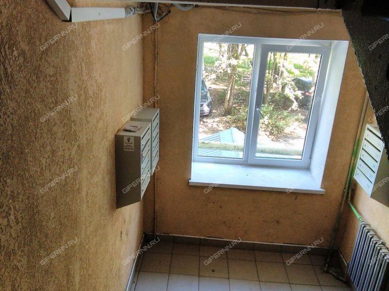 двухкомнатная квартира в микрорайоне 2-й дом 4б город Богородск