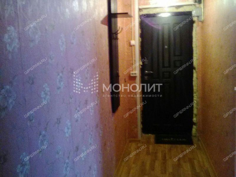 двухкомнатная квартира на улице Национальная дом 10а рабочий посёлок Ветлужский