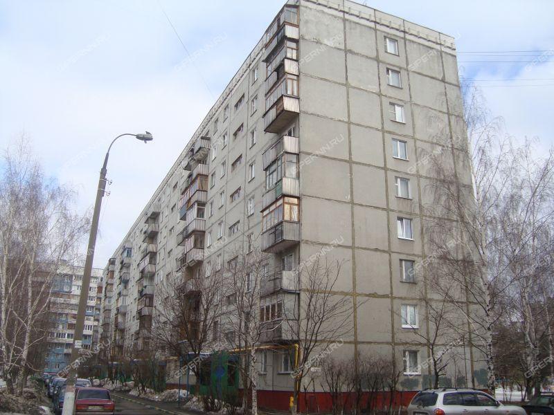 однокомнатная квартира на улице Строкина дом 18А