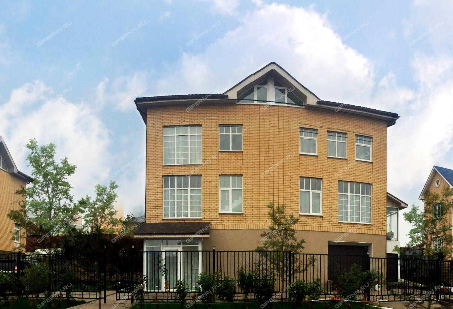 Цены на отделку фасада частного дома под ключ, стоимость