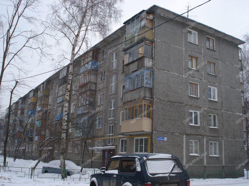 двухкомнатная квартира в Моторном переулке дом 2 к4