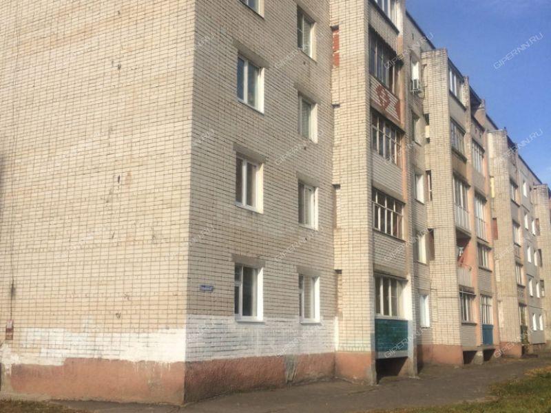трёхкомнатная квартира на улице Тельмана дом 8А город Павлово