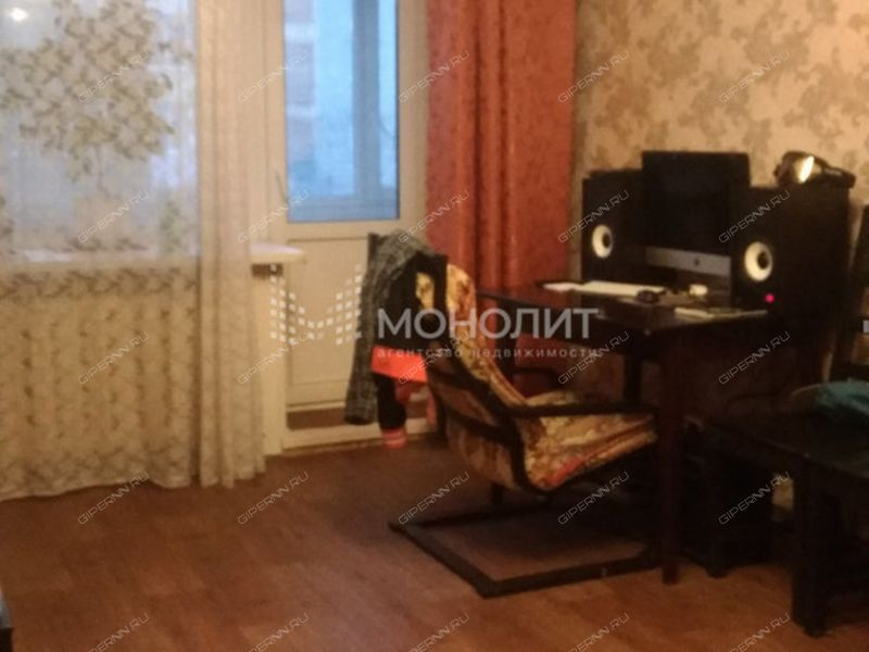 трёхкомнатная квартира на проспекте Героев дом 29
