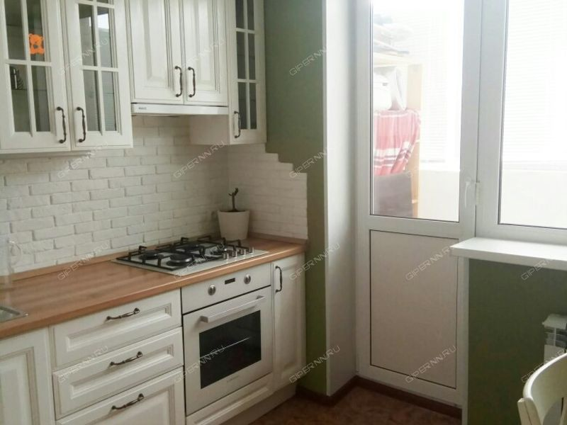 однокомнатная квартира на проспекте Олимпийский дом 9 посёлок Новинки