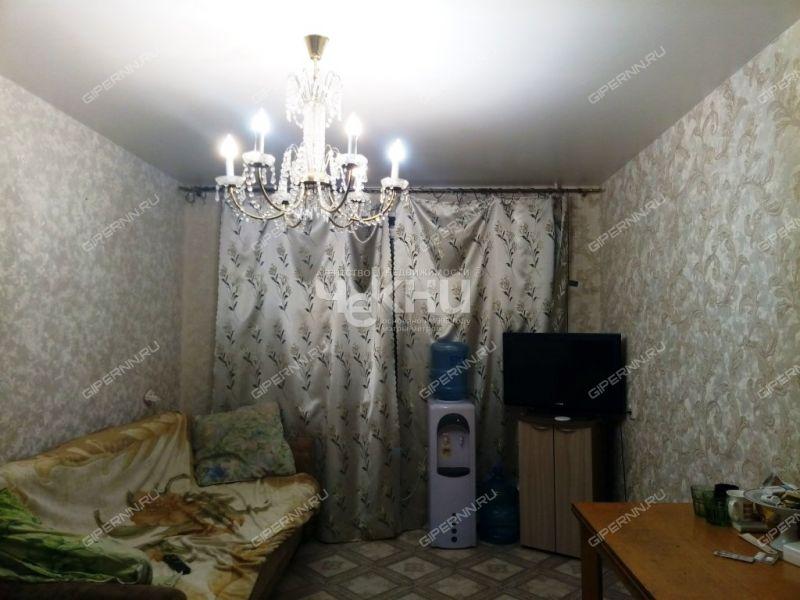 трёхкомнатная квартира на проспекте Ленина дом 57 к1
