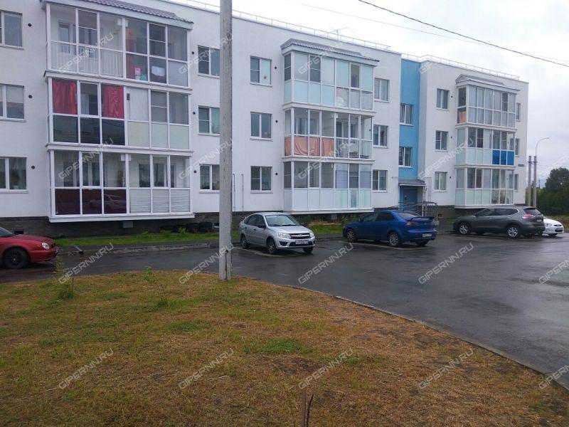 однокомнатная квартира в Весеннем проезде дом 2 посёлок Новинки