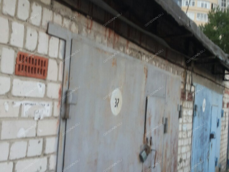 гараж на улице Тимирязева