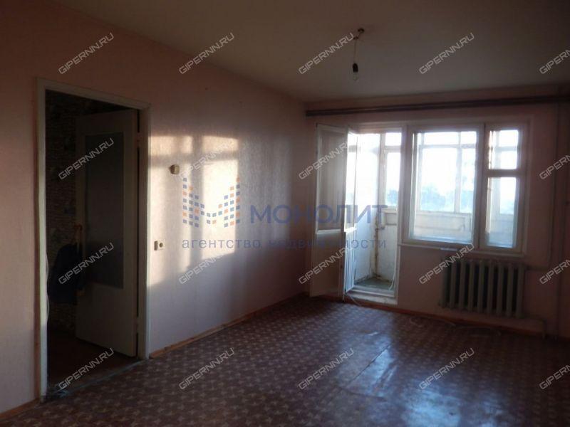 двухкомнатная квартира на улице Красных Партизан дом 16